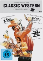 Classic Western Collection - Box #4 (3 DVDs)