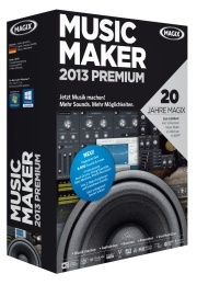 Music Maker 2013 Premium Jubiläumsedition