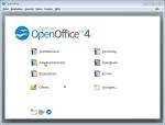 OpenOffice 4.1.3 Starter
