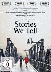 Stories We Tell (DVD) Englisch