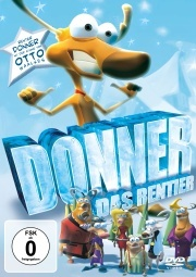 Donner - Das Rentier (DVD)