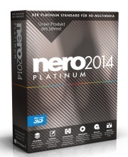 Nero 2014 Platinum + BackItUp 2014