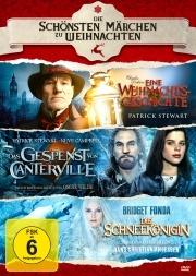 Die schönsten Märchen zu Weihnachten (3 DVDs)