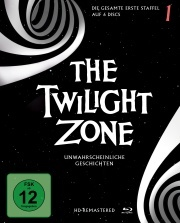 The Twilight Zone - Staffel 1 (6 Blu-rays)