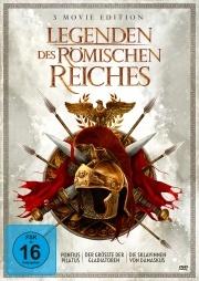 Legenden des römischen Reiches (3 DVDs)