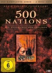 500 Nations: Die Geschichte der Indianer (2 DVDs)