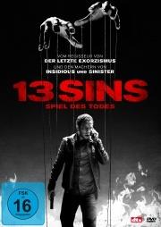 13 Sins: Spiel des Todes (DVD)