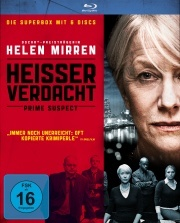 Heißer Verdacht (6 Blu-rays)