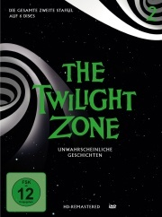 The Twilight Zone - Staffel 2 (6 DVDs)