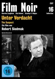Film Noir Collection #16: Unter Verdacht (DVD)