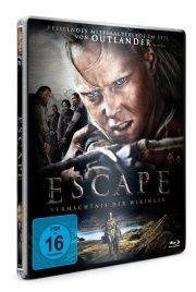 Escape (Blu-ray) (Steelbook)