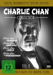 Charlie Chan Collection - Teil 2 (4 DVDs)