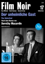 Film Noir Collection #17: Der unheimliche Gast (Blu-ray)