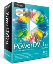 PowerDVD 14 Standard