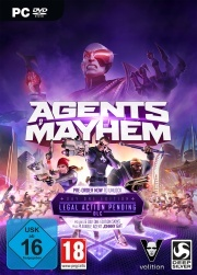 Agents of Mayhem Day One Edition (PC) Englisch