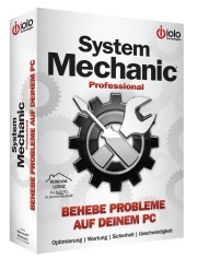 Behebe Probleme auf deinem PC - System Mechanic Professional