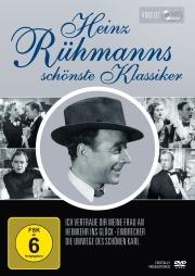 Heinz Rühmanns schönste Klassiker (4 DVDs)