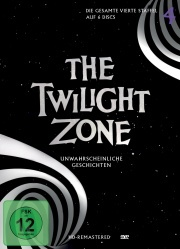 The Twilight Zone - Staffel 4 (6 DVDs) Englisch