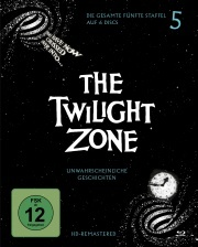 The Twilight Zone - Staffel 5 (6 Blu-rays)