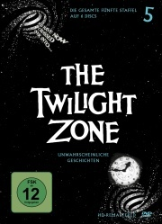 The Twilight Zone - Staffel 5 (6 DVDs)