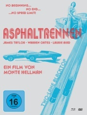 Asphaltrennen - Two-Lane Blacktop (Mediabook, 1 Blu-ray, 2 D