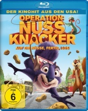 Operation Nussknacker (Blu-ray)