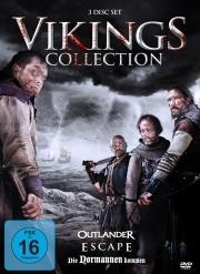 Vikings Collection - Die Wikinger kommen (3 DVDs)