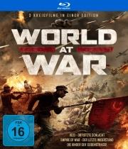 World At War - Drei Kriegsfilme in einer Edition (3Blu-rays)