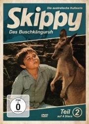 Skippy - Das Buschkänguruh - Teil 2 (4 DVDs)