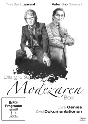 Die große Modezaren-Box (2 DVDs)