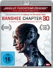 Banshee Chapter - Illegale Experimente der CIA (3D Blu-ray)