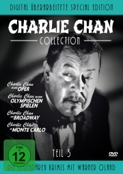 Charlie Chan Collection - Teil 3 (4 DVDs)