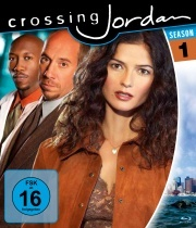 Crossing Jordan - Staffel 1 (5 Blu-rays)