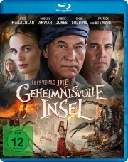 Jules Verne: Die geheimnisvolle Insel (Blu-ray)