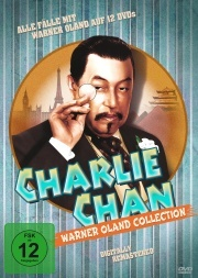 Charlie Chan - Die komplette Warner-Oland-Collection (12 DVD