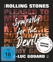 The Rolling Stones: Sympathy For The Devil (Mediabook) (DVD)