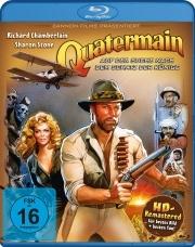 Quatermain - Auf der Suche nach dem Schatz der Könige (Blu-r