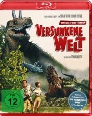 Versunkene Welt - The Lost World (1 Blu-ray und 1 DVD)