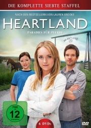 Heartland - Paradies für Pferde, Staffel 7 (Neuauflage) (6 D