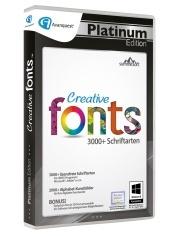 Creative Fonts 5