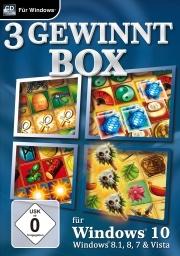 3 GEWINNT BOX für Windows 10 (PC)