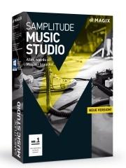 Samplitude Musik Studio 2017