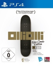 OlliOlli: Epic Combo Edition (PS4) Englisch