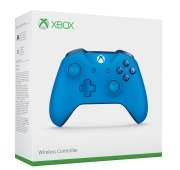 Xbox One Branded Wireless Controller Blue