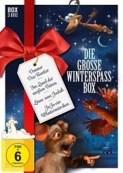 Die große Winterspaß-Box (3 DVDs)