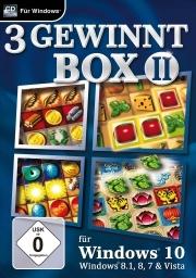 3 GEWINNT BOX II für Windows 10 (PC)