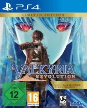 Valkyria Revolution Limited Edition (PS4) Englisch, Japanisc