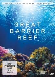 David Attenborough: Great Barrier Reef (3 DVDs)