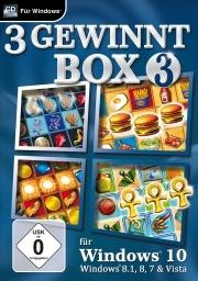 3 GEWINNT BOX 3 für Windows 10 (PC)