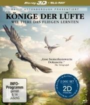 David Attenborough: Könige der Lüfte (2 Blu-rays) (3D/2D)